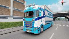 Scania S Tandem Spedition Hohner