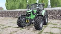 Deutz-Fahr Agrotron 6185 TTV