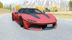 Ferrari J50 2016 para BeamNG Drive