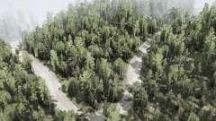 Asphalt Jungle para MudRunner