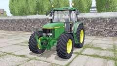 John Deere 6910 animation parts para Farming Simulator 2017