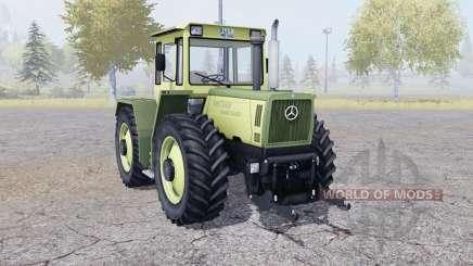 Mercedes-Benz Trac 1600 Turbo 1987 para Farming Simulator 2013
