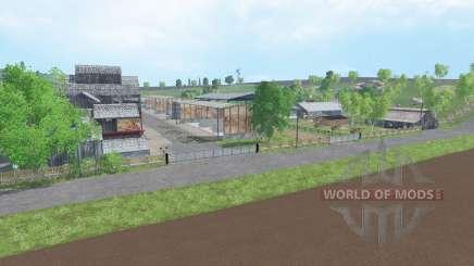 Elenovka v3.3.1 para Farming Simulator 2015