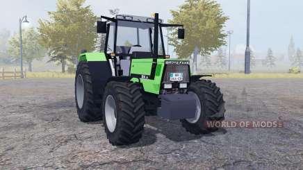 Deutz-Fahr DX 6.06 dual rear para Farming Simulator 2013