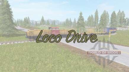 Loco Drive para Farming Simulator 2017