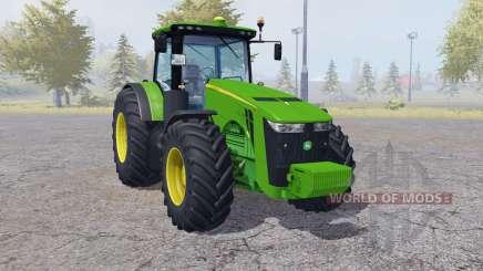 John Deere 8360R add weights para Farming Simulator 2013