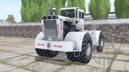 Big Bud HN 320 1976 twin wheels para Farming Simulator 2017
