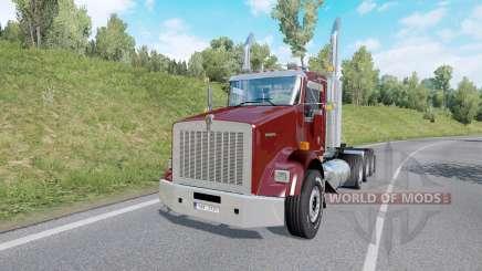 Kenworth T800 1992 para Euro Truck Simulator 2