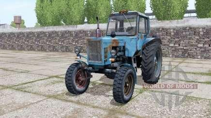 MTZ 80 Bielorrusia, con la animación de las partes para Farming Simulator 2017