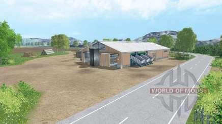 Bauernhof Lindenthal v4.1 para Farming Simulator 2015