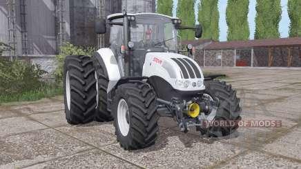 Steyr Multi 4115 configure para Farming Simulator 2017