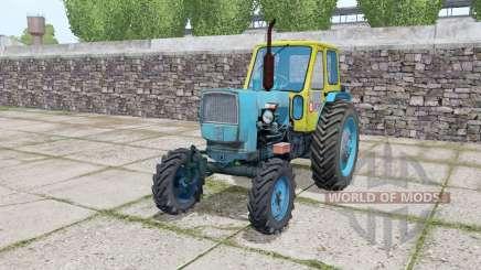 UMZ 6L con animación de las puertas para Farming Simulator 2017