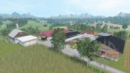 Bindlbach v2.0 para Farming Simulator 2015
