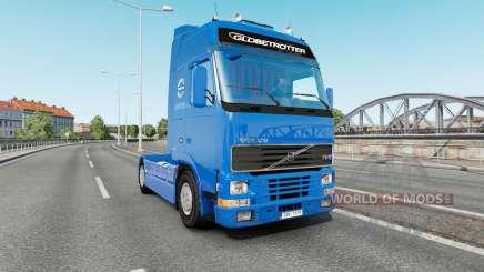Volvo FH12 460 Globetrotter XL cab 1995 para Euro Truck Simulator 2