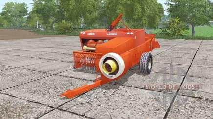 Sipma Z224-1 para Farming Simulator 2017
