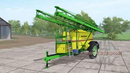 Dammann Profi-Class 5036 v1.1 para Farming Simulator 2017
