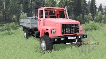 2506 GAS SAZ para Spin Tires