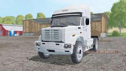 ZIL 5417 4x4 para Farming Simulator 2015