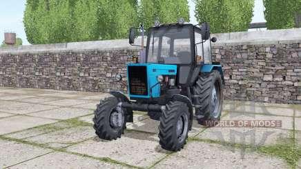 MTZ 82.1 control interactivo para Farming Simulator 2017