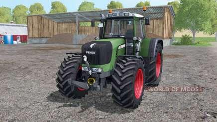 Fendt 930 Vario TMS interactive control para Farming Simulator 2015