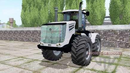 Kirovets 9450 ruedas duales para Farming Simulator 2017