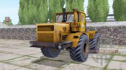 Kirovets K-701 con opciones para Farming Simulator 2017