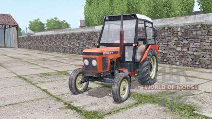Zetor 7211 1985 para Farming Simulator 2017
