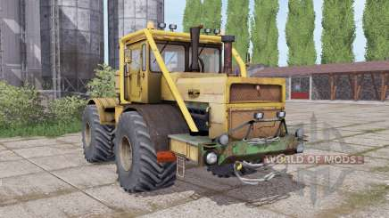 Kirovets K-700A animación puertas para Farming Simulator 2017