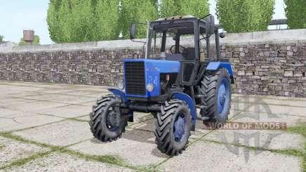 Belarús MTZ 80.1 control interactivo para Farming Simulator 2017