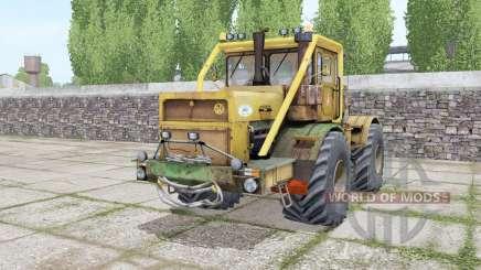 Kirovets K-700A con una opción de motor para Farming Simulator 2017