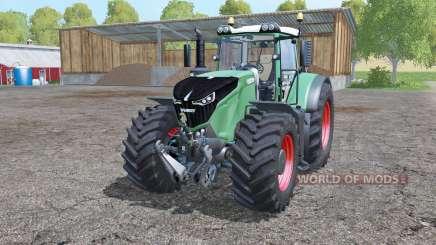 Fendt 1050 Vario twin wheels para Farming Simulator 2015