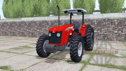 Massey Ferguson 4275 loader mounting para Farming Simulator 2017