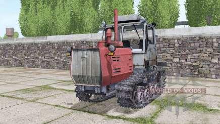 T-150-09 roja para Farming Simulator 2017