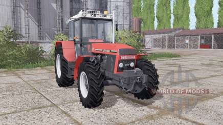 ZTS 16245 Turbo wheels weights para Farming Simulator 2017