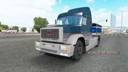 ZIL MMZ 5423 azul oscuro para Euro Truck Simulator 2