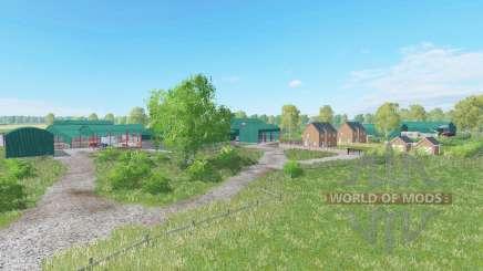 Smokedown Farm v3.1 para Farming Simulator 2015