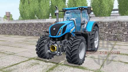 New Holland T7.315 with options para Farming Simulator 2017