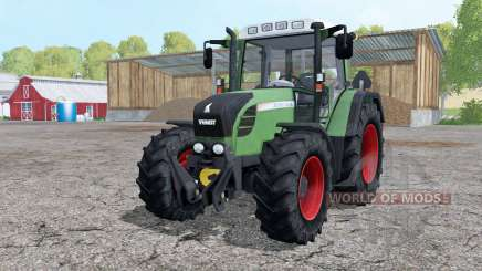Fendt 312 Vario TMS change wheels para Farming Simulator 2015