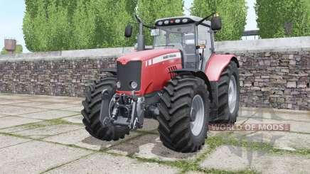 Massey Ferguson 7495 Dyna-VT para Farming Simulator 2017