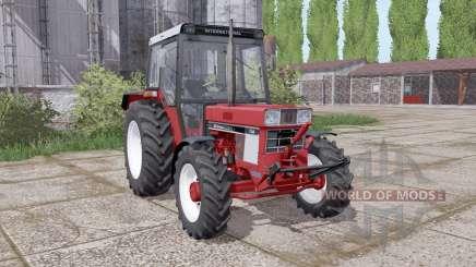 International 744 Comfort Cab para Farming Simulator 2017