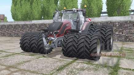 Valtra T174e triple wheels para Farming Simulator 2017