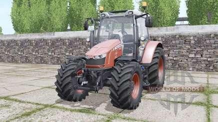 Massey Ferguson 5613 more configurations para Farming Simulator 2017