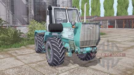 T-150K con animación de las puertas para Farming Simulator 2017