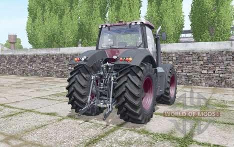 JCB Fastrac 8310 dual rear para Farming Simulator 2017