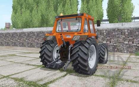 Fiat 1180 DT front loader para Farming Simulator 2017