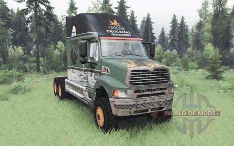 Sterling A9500 Dragon v1.5 para Spin Tires