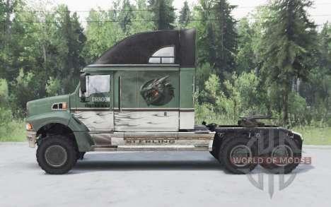Sterling A9500 Dragon v1.4 para Spin Tires