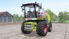 Claas Jaguar 940 wide tyre para Farming Simulator 2017