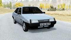 Lada Samara (VAZ 21099) v2.0 para BeamNG Drive