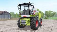 Claas Jaguar 970 interactive control para Farming Simulator 2017
